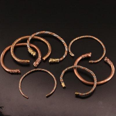 Cuff Bracelet Selection