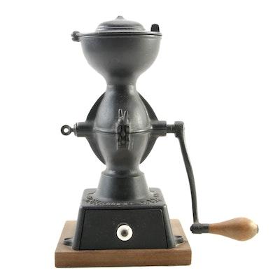 Enterprise Mfg. Co. Cast Iron Coffee Grinder, Late 19th Century