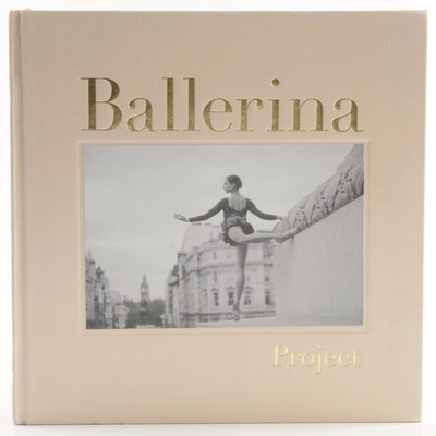"""""""Ballerina Project"""" with Photographs by Dane Shitagi, 2019"""