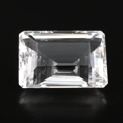 Loose 144.25 CT Rock Crystal Quartz
