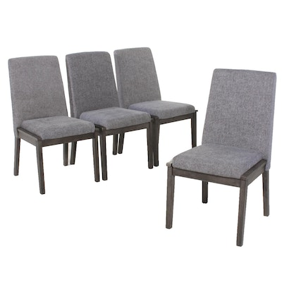 "Ashley Furniture ""Besteneer"" Upholstered Dining Chairs"