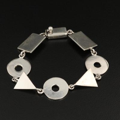 Naldo Geometric Link Bracelet