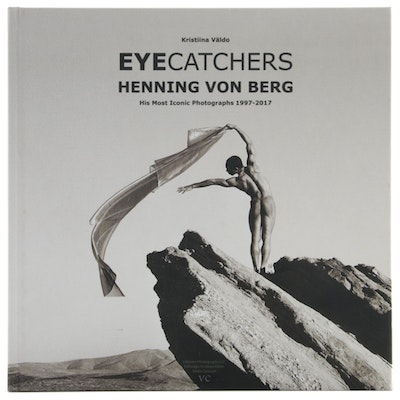 "Signed ""Eyecatchers: Henning Von Berg"" Edited by Kristiina Väldo, 2018"