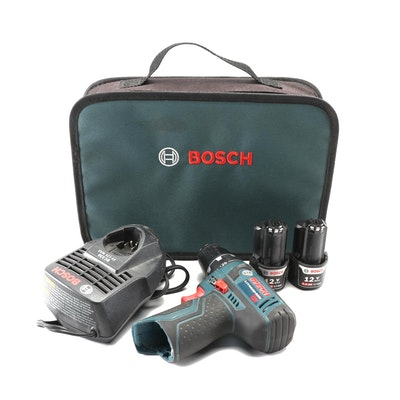 Bosch PS31 Cordless Drill/Driver