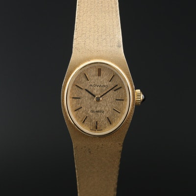 Movado (Zenith) Quartz Wristwatch