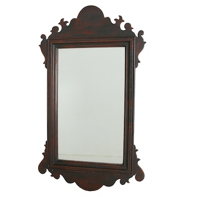 David T. Smith & Co. Wall Accent Mirror, Late 20th Century
