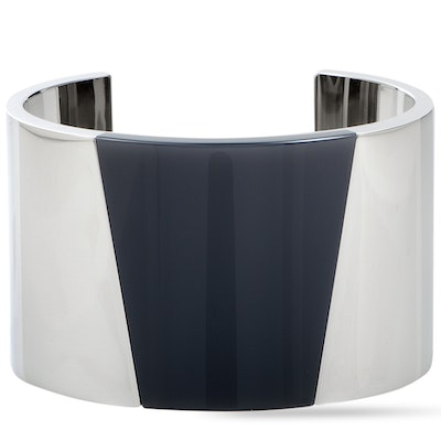 Calvin Klein Distinct Stainless Steel Bangle Bracelet