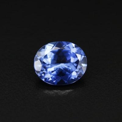 Loose Laboratory Grown Sapphire