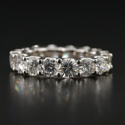 14K 5.02 CTW Diamond Eternity Band