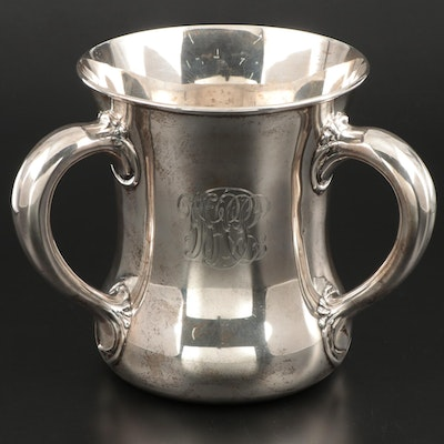 Theodore B. Starr Sterling Silver Loving Cup, Late 19th/Early 20th Century