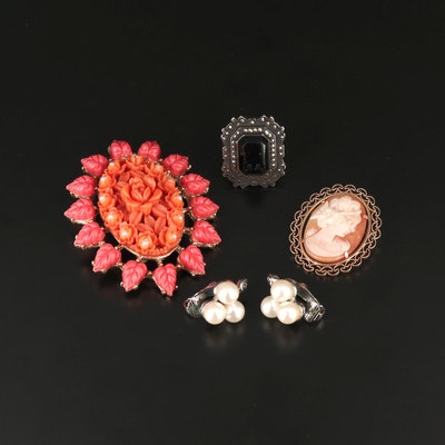 Vintage Jewelry Featuring Krementz