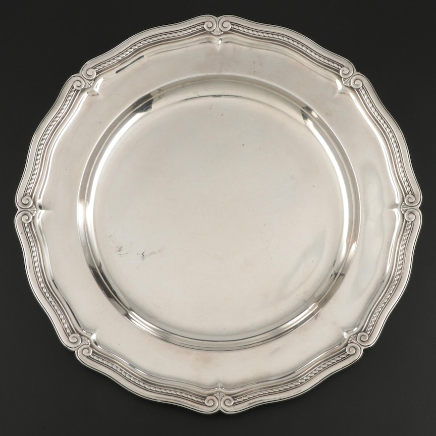 Tiffany & Co. Sterling Silver Serving Tray, 1912–1947