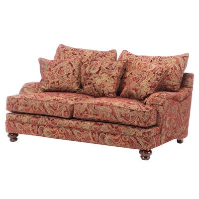 Kroehler Furniture Upholstered Loveseat