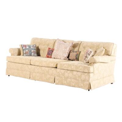Mayfair by Franklin Matelasse Upholstered Sofa