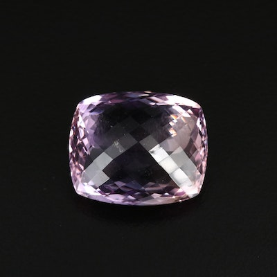 Loose 31.88 CT Cushion Ametrine