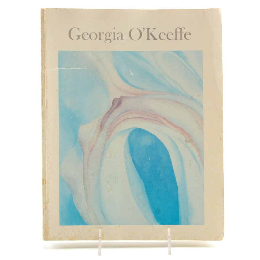 """Georgia O'Keeffe: Art and Letters"" by Jack Cowart and Juan Hamilton, 1988"