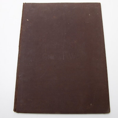 "1890 ""Artist's Story of the Great War"" by Edwin Forbes, Vol 4"