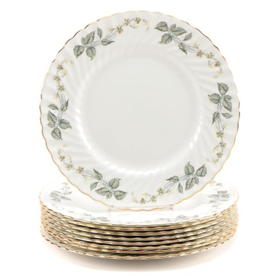 "Minton ""Greenwich"" Bone China Dinner Plates, 1962–1979"