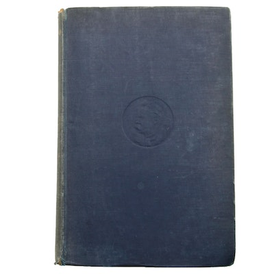 "1911 Limited First English Translation ""Ecce Homo"" by Friedrich Nietzche"