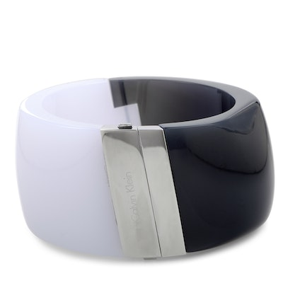 Calvin Klein Vision Stainless Steel Bangle Bracelet