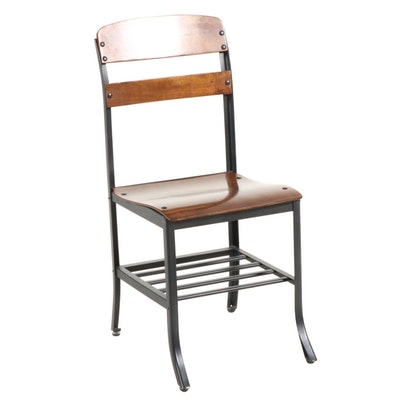 "Restoration Hardware Baby & Child ""Schoolhouse"" Desk Chair"
