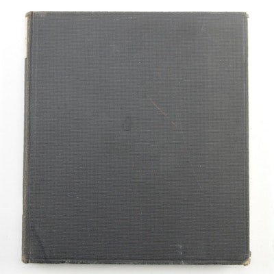 """1938 Limited First Edition """"American Photographs"""" by Walker Evans"""