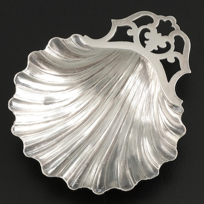 Frank M. Whiting Sterling Silver Shell Dish