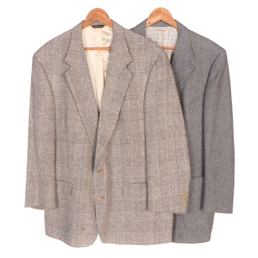 Men S Austin Reed And Prestige West Tweed Sport Coats Ebth