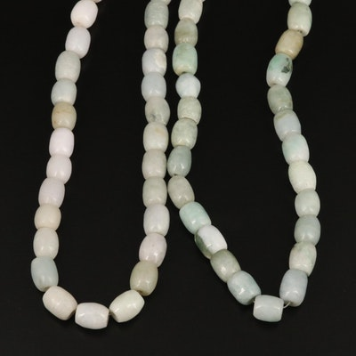 Jadeite Necklace Pairing