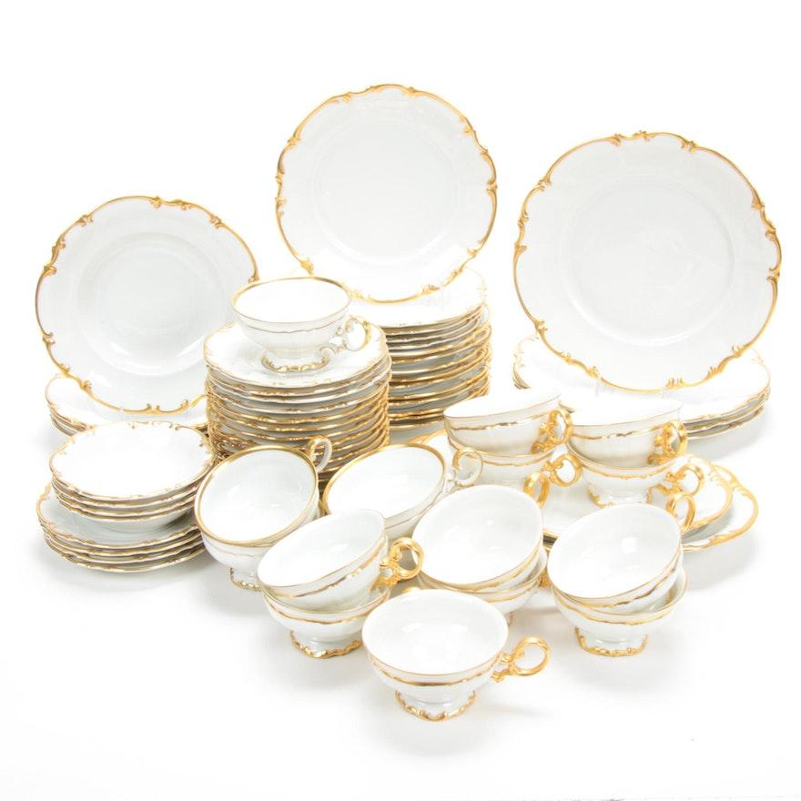 """Hutschenreuther """"Brighton"""" Porcelain Dinnerware, 1965–1987"""