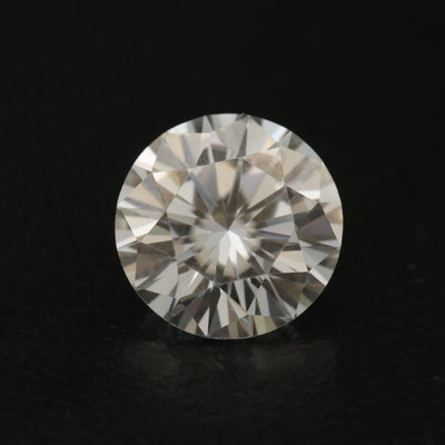 Loose 2.55 CT Moissanite