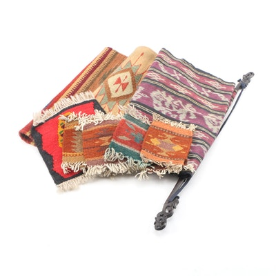 Mexican and Southwest Handwoven Rugs, Tapestry and Dollhouse Rugs