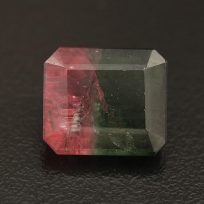 Loose 6.94 CT Tourmaline