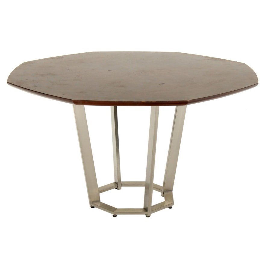 Century Furniture Dining Table, Late 20th Century