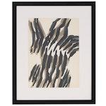 """Raoul Ubac Lithograph for """"Derriere le Miroir"""", 1964"""