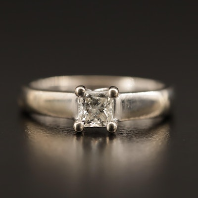 14K 0.47 CT Diamond Ring