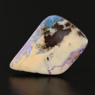 Loose 14.27 CT Freeform Boulder Opal