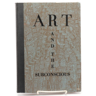 "First Edition ""Art and the Subconscious: Drawings"" by André Smith, 1937"