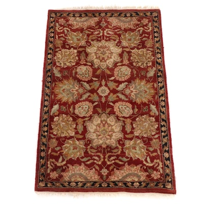 3' x 4'10 Hand-Knotted Indo-Persian Tabriz Rug