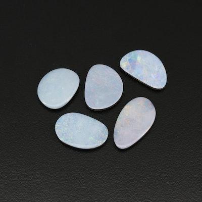 Loose Freeform Opal Triplet Cabochons
