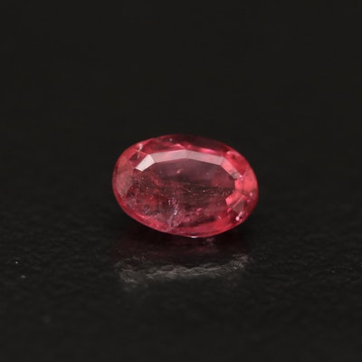 Loose 0.62 CT Tourmaline
