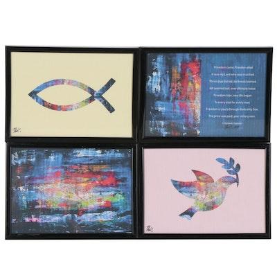MahLeah Cochran Christian Theme Giclée Collection, 2010s
