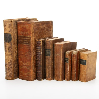 """""""Religious Knowledge"""" and Other Religious Reference Books, 19th Century"""