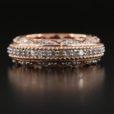 14K 1.33 CTW Diamond Ring