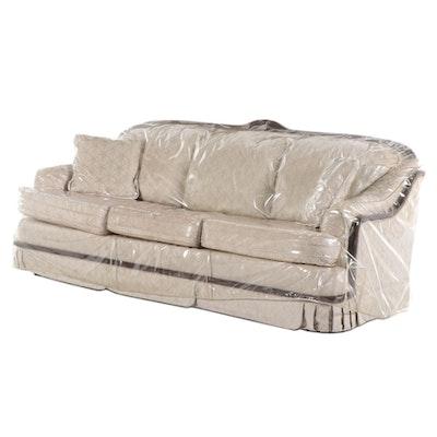 Bushline Upholstered Sofa, Late 20th Century