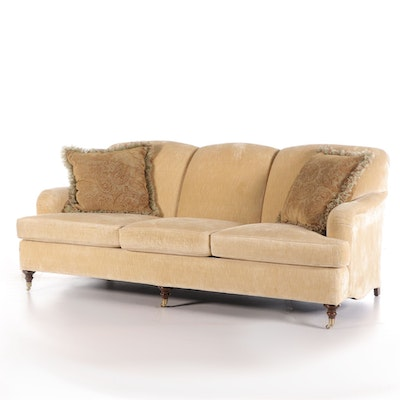 The Owner's Select Company William IV Style Upholstered Sofa