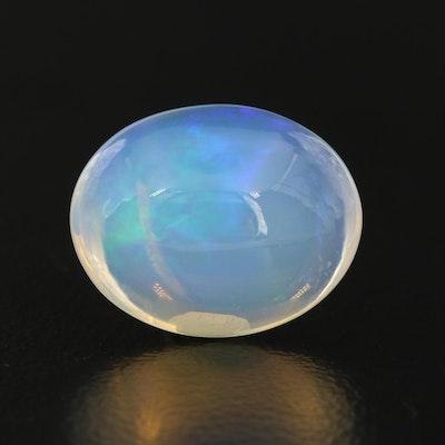 Loose 4.68 CT Opal Cabochon