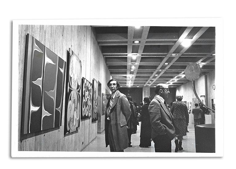 Featured Artist: Achi Sullo (1922-2013)