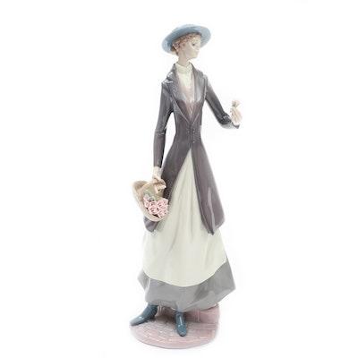"Lladró ""Tokens of Love"" Porcelain Figurine Designed by Francisco Polope"