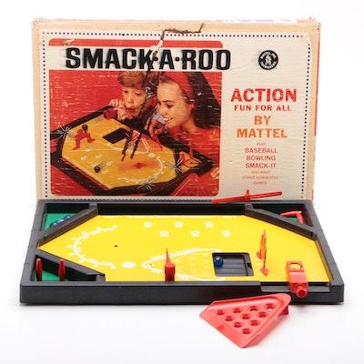 "Mattel Inc. ""Smack A Roo"" Board Game in Original Packaging, 1964"